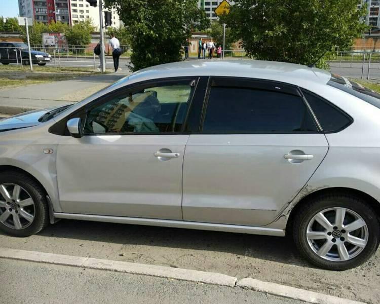 Volkswagen Polo 2012 г.в.
